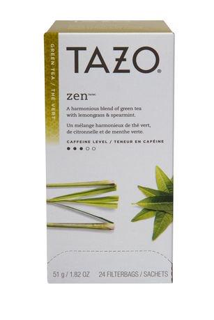 Tazo canada