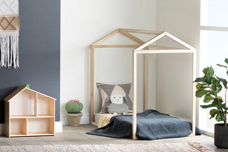 South Shore Sweedi Wodden Toddler House Bed | Walmart Canada