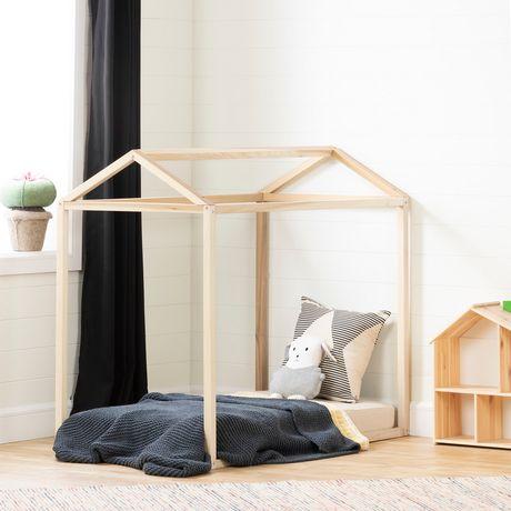 Maison lit pour enfant sweedi peuplier naturel de meubles south shore walmart canada - Desodorisant naturel pour maison ...