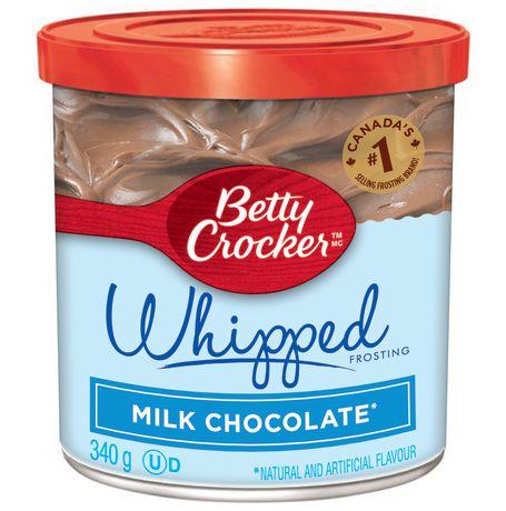 Betty Crocker À saveur de Chocolat au lait - Glaçage Fouetté - image 4 de 6
