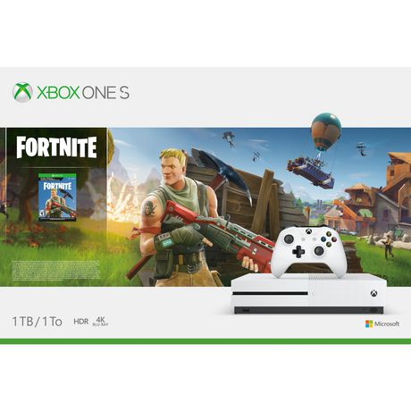Xbox One S Fortnite Bundle (1TB) - image 1 of 1