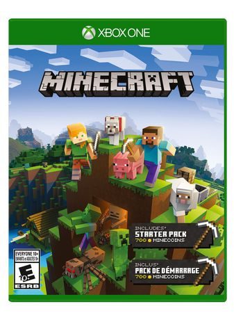 Minecraft Starter Collection – Xbox One - image 1 of 1