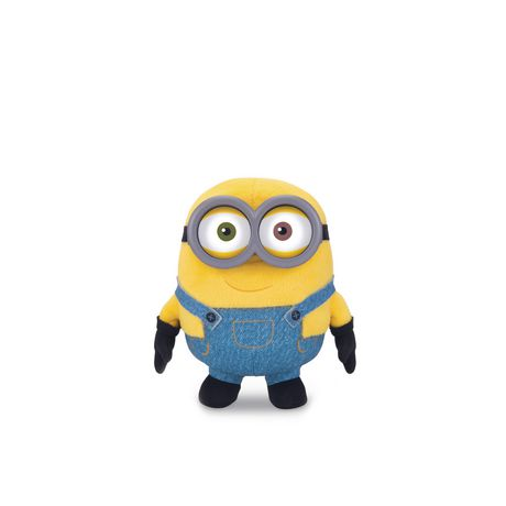 Minions Plush Buddy Minion Bob