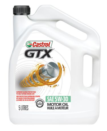 castrol gtx 5w30 5 litre walmart canada. Black Bedroom Furniture Sets. Home Design Ideas