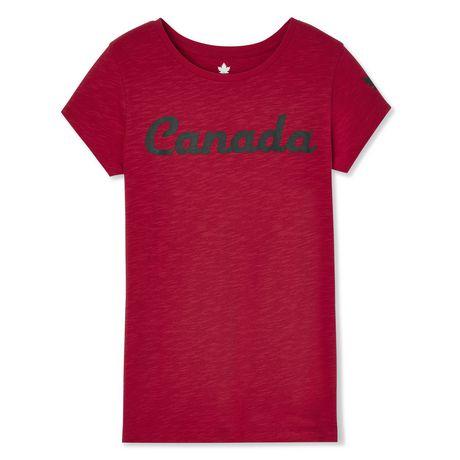 T-shirt Canadiana pour filles - image 1 de 2