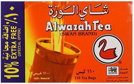 Thé Swan Brand d'Alwazah - image 1 de 2