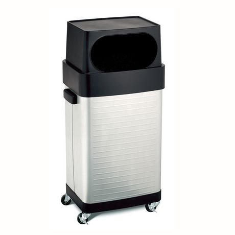 Seville Classics 17-Gallon UltraHD Commercial Stainless Steel Trash Bin - image 1 of 2