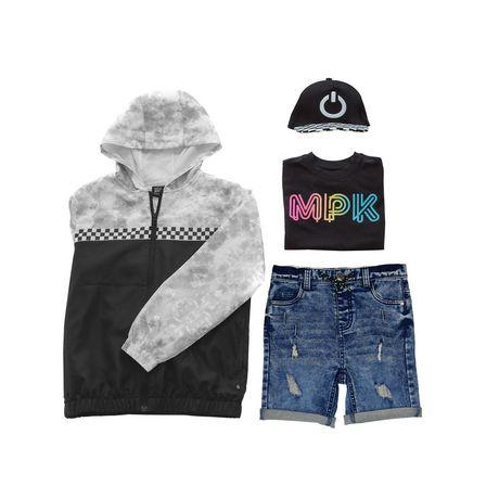 Mini Pop Kids Checkered Hat - image 6 of 6