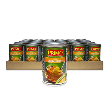 Primo Soup Primo Roasted Chicken Noodle Soup Case Pack - image 1 of 2