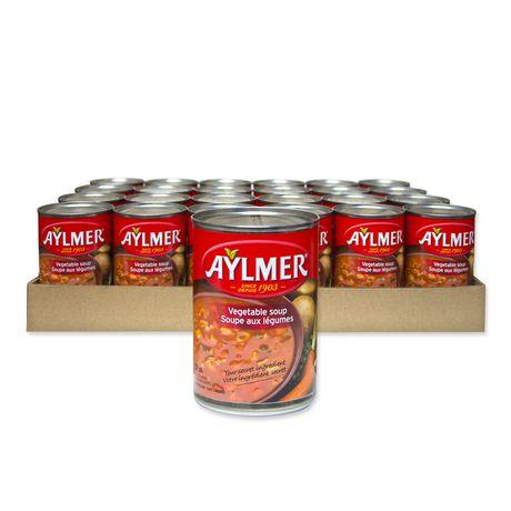 Aylmer Soup Aylmer Vegetable Condensed Soup Case Pack - image 1 of 2