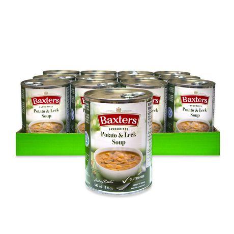 Baxters Favourites Soups Baxters Favourites Potato Leek Soup Case Pack - image 1 of 2