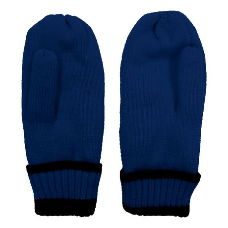 NHL Toronto Maple Leafs Mens Ultimate Fans Winter Mittens - image 2 of 2
