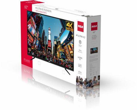 "RCA 60"" 4K UHD TV - image 3 of 3"