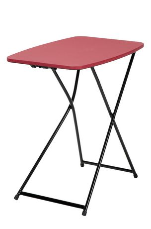 Table d 39 activit pliante r glable de cosco paquet de 2 for Table exterieur walmart