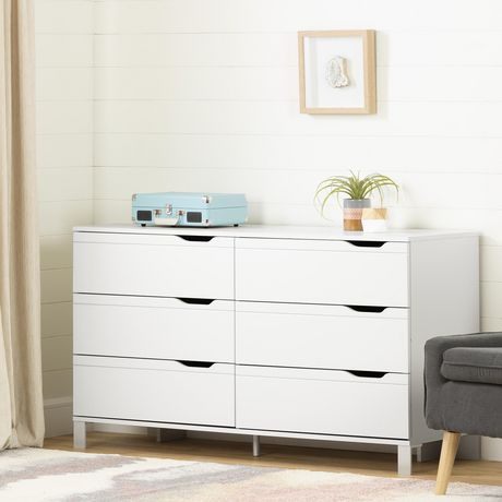 South Shore Kanagane 6-Drawer Double Dresser - image 1 of 6