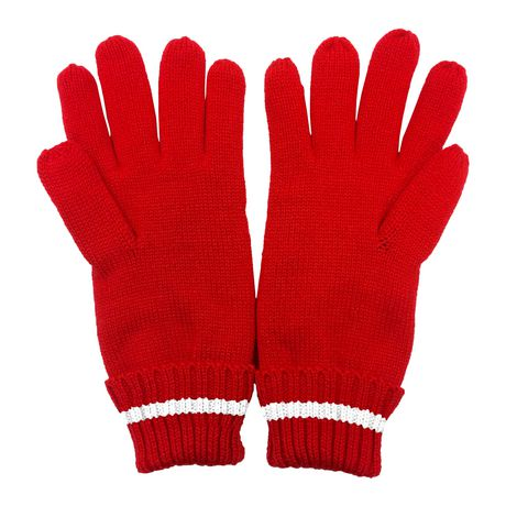 NHL Montreal Canadiens Mens Ultimate Fans Winter Gloves - image 3 of 3