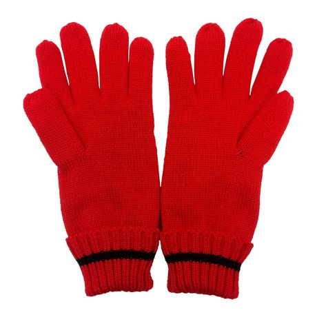 NHL Calgary Flames Mens Ultimate Fans Winter Gloves - image 3 of 3