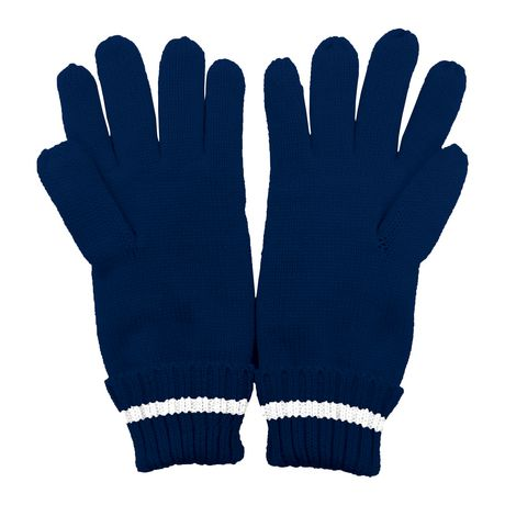 NHL Vancouver Canucks Mens Ultimate Fans Winter Gloves - image 3 of 3