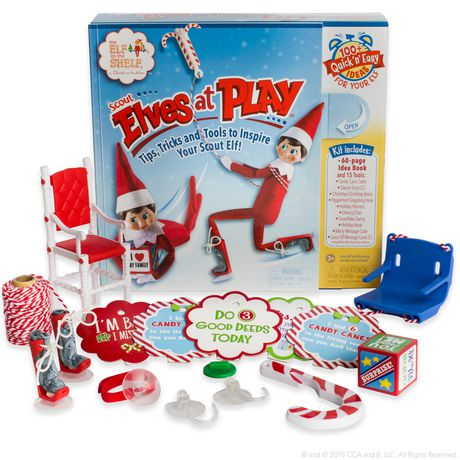 The Elf on the Shelf®  - Scout Elves at Play® Book (Hardcover) - image 2 of 3