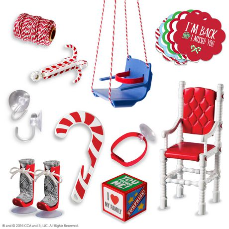 The Elf on the Shelf®  - Scout Elves at Play® Book (Hardcover) - image 3 of 3