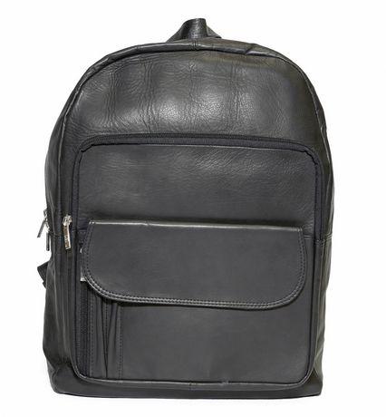 Ashlin Leather Traveler's Backpack - image 1 of 3