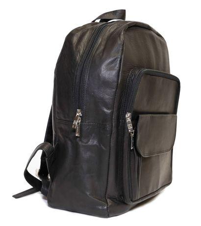 Ashlin Leather Traveler's Backpack - image 3 of 3