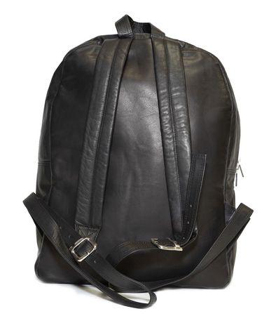 Ashlin Leather Traveler's Backpack - image 2 of 3