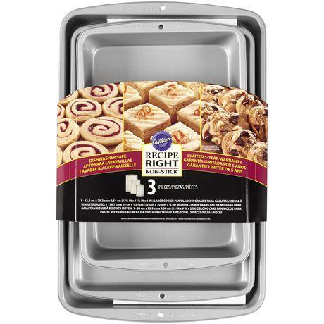 Wilton Recipe Right Non-Stick Bakeware Pan Set - image 4 of 4