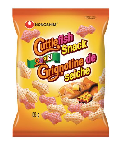 cd99de1c32c4 Nongshim Cuttlefish Snack - image 1 of 2 ...