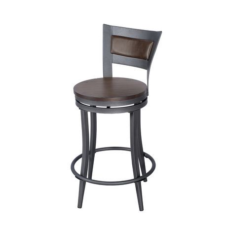 tabouret de bar pivotant franklin walmart canada. Black Bedroom Furniture Sets. Home Design Ideas