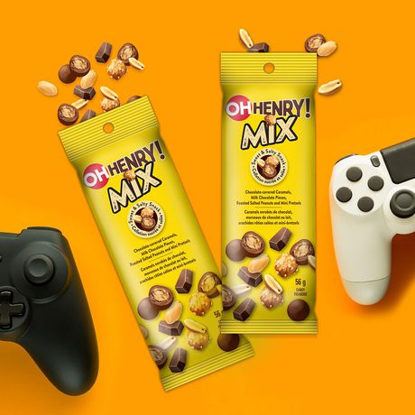 OH HENRY! Mix Sweet and Salty Snack - image 3 of 3