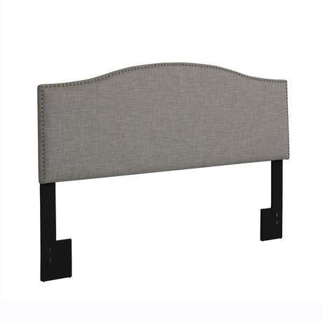 hometrends Linen Grey Headboard - image 1 of 3