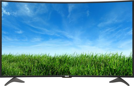 """RCA 32"""" Curved LED HD TV - image 1 of 1"""