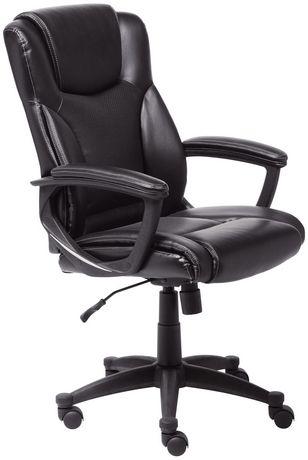 broyhill executive office chair black walmart canada rh walmart ca