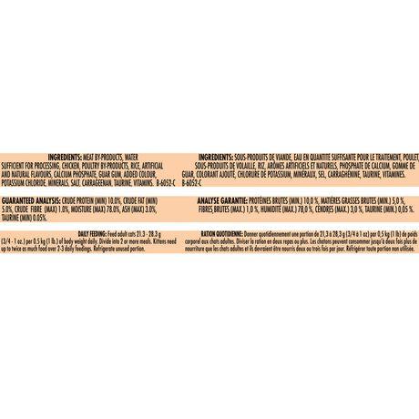 Friskies Pate Wet Cat Food; Chicken Dinner - image 2 of 2