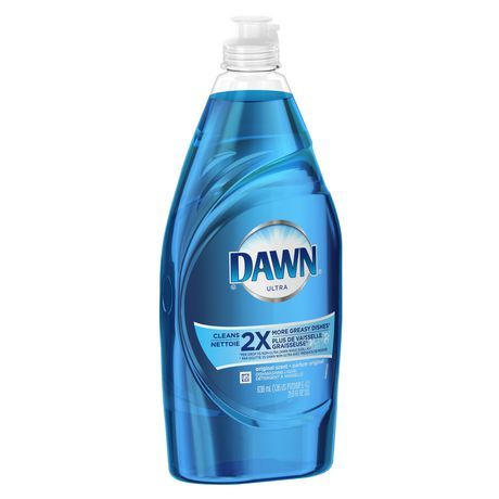 Dawn Ultra Dish Soap Browse By Category PRODUCT BY LINE. Dawn Ultra. Dawn Platinum. Dawn Ultra Dishwashing Liquid, Original Scent. No matter what you've got cooking in the kitchen, Dawn dishwashing liquid will leave your dishes squeaky clean every time.