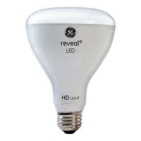 General Electric 9W HD+ DEL R30 Reveal Ampoule - image 3 de 5