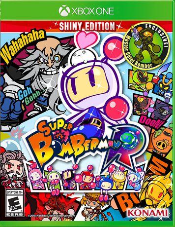 Super Bomberman R {Shiny Edition} [Xbox One] | Walmart Canada