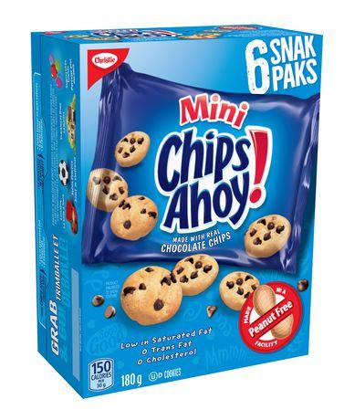 Mr. Christie Snak Paks Mini Chips Ahoy! - image 4 of 6