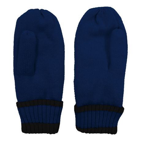 NHL Vancouver Canucks Mens Ultimate Fans Winter Mittens - image 3 of 3