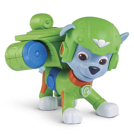 paw patrol air rescue rocky pup pack badge walmart canada