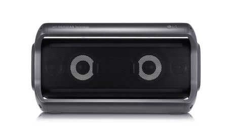 LG PK7 Portable Bluetooth Speaker with Meridian Technology - image 1 of 9