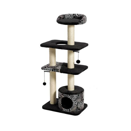 Midwest Homes For Pets Mid West Feline Nuvo Tower CAT Furniture - image 1 of 1