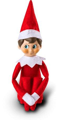 The Elf On The Shelf 174 A Christmas Tradition Boy Light