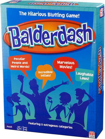Balderdash Game - image 7 of 7
