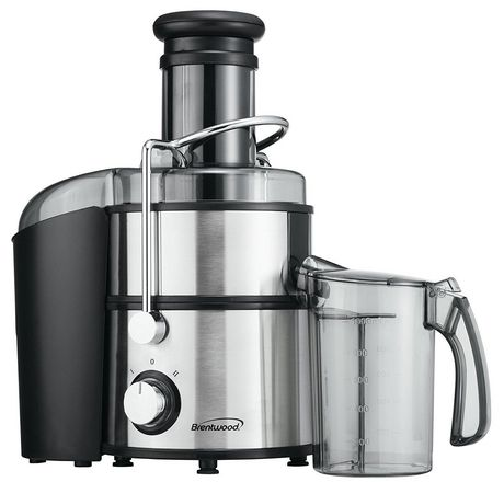 Brentwood JC-500 Stainless Steel 800W Juicer - image 1 of 2