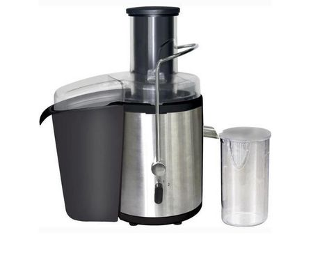 Brentwood JC-500 Stainless Steel 800W Juicer - image 2 of 2