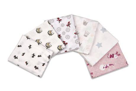 Royale Juvenile Flannel Sheet Sets - image 1 of 1