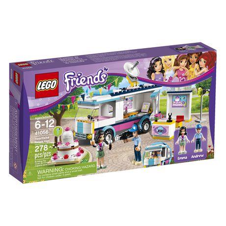 LEGO LEGO® Friends - Heartlake News Van (41056) - image 1 of 2
