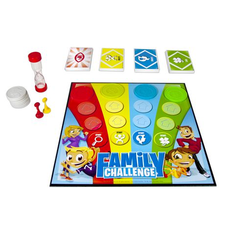 Spin Master Games - Beat The Parents Family Challenge Board Game - image 3 of 4